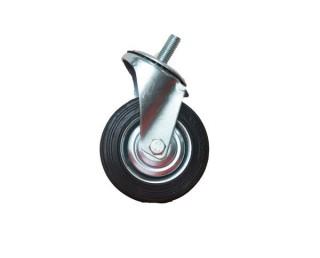Колесо промышленное поворотное с болтом SCt 100