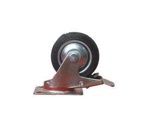 Колесо промышленное поворотное с тормозом SCb 75